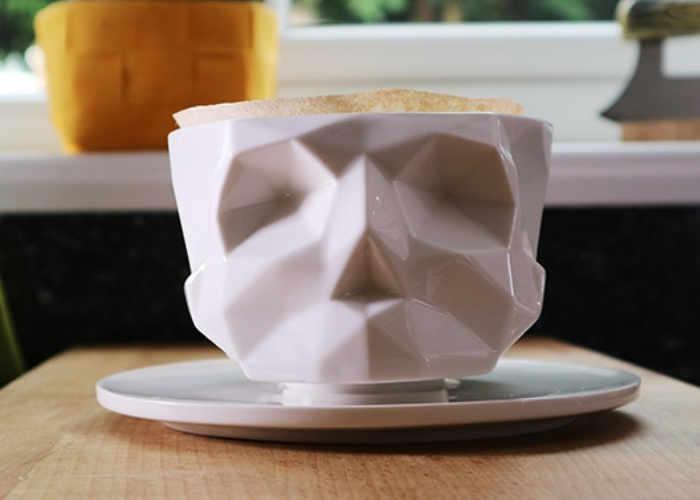 Skull Coffee Dripper
