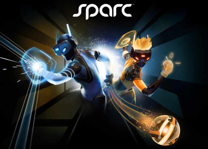 Sparc VR Game