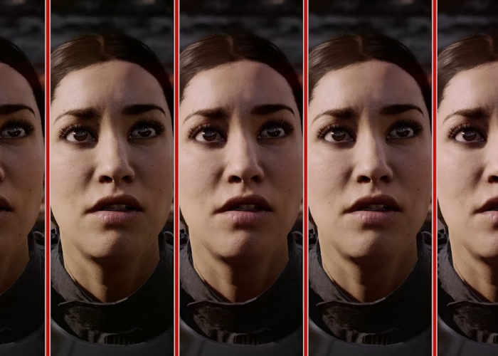 Star Wars Battlefront 2 Graphics Comparison