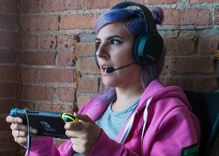 SteelSeries New Arctis 3 Bluetooth Headset Allows for Simultaneous Wireless & Wired Audio