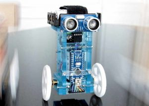 T-BOTS Balancing Robot Kit Hits Kickstarter