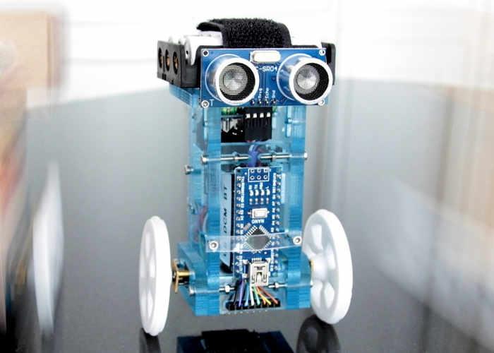T-BOTS Balancing Robot Kit