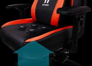 Thermaltake X Comfort Air Gaming Chair With Cooling Fans In The Seat For $500