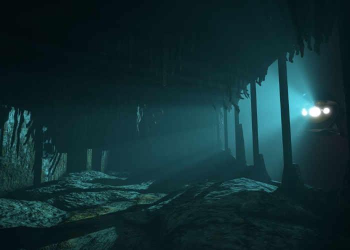 Titanic VR Experience