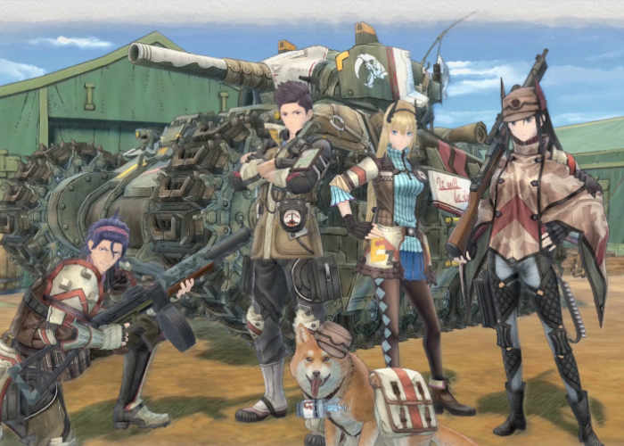 Valkyria Chronicles 4 Announced For 2018 Switch Release Worldwide