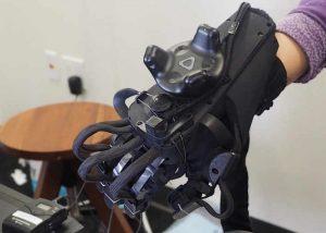 HaptX Virtual Reality Glove Haptic Wearable