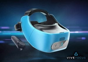 Vive Focus Standalone VR Headset And Vive Wave Official Launch