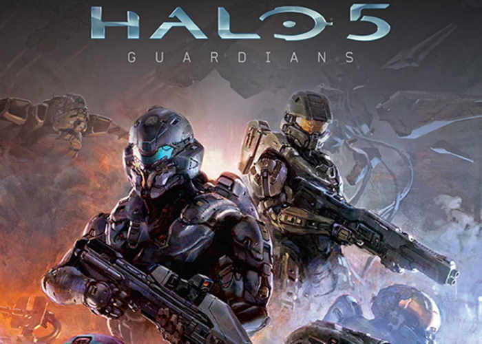 Xbox One X 4k 60fps Halo 5 Guardians Gameplay - Geeky Gadgets