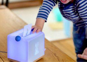 Yoto Children's Interactive Smart Speaker Inspired By Montessori (video)