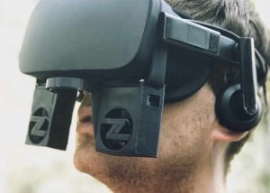 ZephVR Virtual Reality Wind Simulation Accessory Successfully Funded