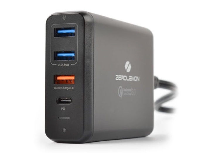 ZeroLemon 75W Desktop Charger