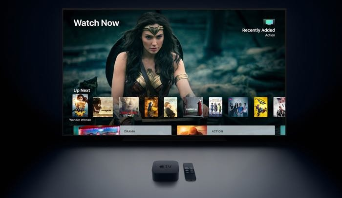 Apple TV Gets tvOS 11.1