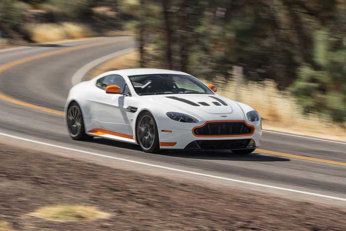 Aston Martin Has Announced That It Will Be Unveiling The New Vantage On  November 21. The Image Here Isnu0027t That New Car, Aston Isnu0027t Giving Up Any  Images ...