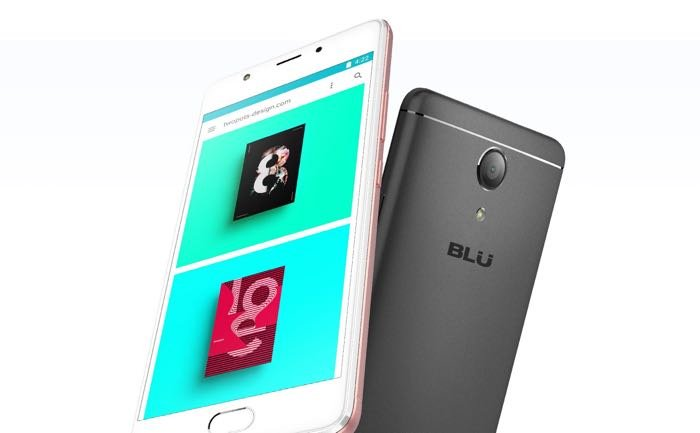 BLU update has locked its users out of their own phones