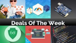 Geeky Gadgets Deals of the week, 18th November 2017