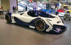 Devel Sixteen Makes 5,000 hp and Aims for 310 MPH