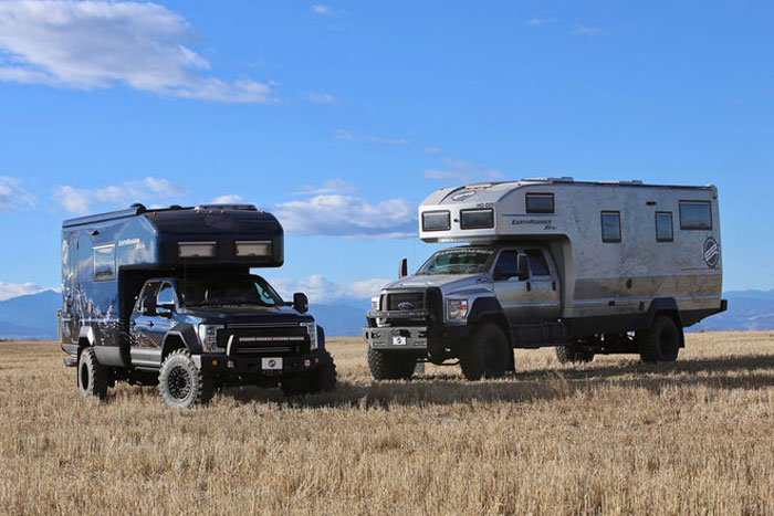 Earthroamer Xv Hd Is The Coolest And Most Expensive Rv Around