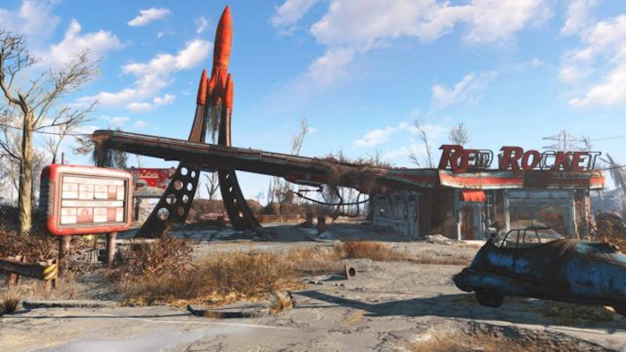 Fallout 4's Xbox One X Update Is Now Available