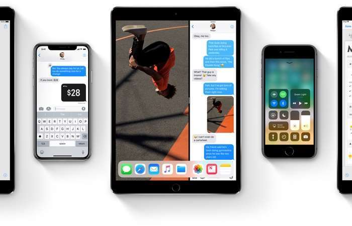 IOS 11 Has Text-Mangling Glitch, But There's a Workaround