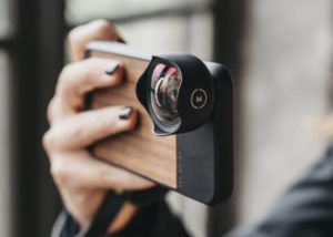 iPhone X camera case