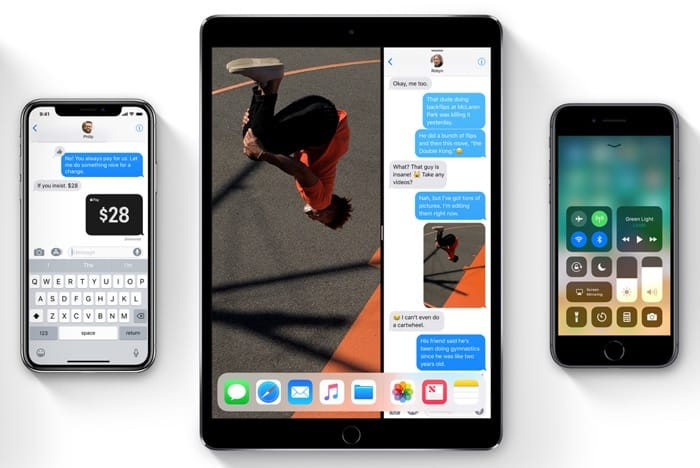 Apple Release iOS 11.2 Beta 4 Software