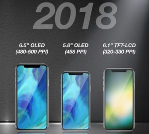iPhone X Plus With 6.5 Inch Display Coming Next Year