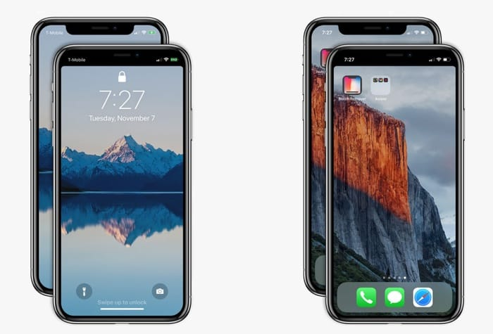 Apple approves iPhone X 'Notch Remover' app