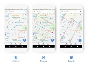 Google Gives Google Maps A New Look