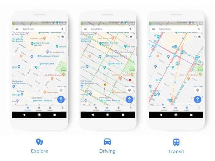 Google Gives Google Maps A Fresh Coat Of Paint