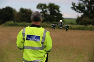 UK Police Will be Allowed To Bring Down Drones