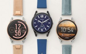 Fossil Q Control Android Wear Smartwatch Annoucned