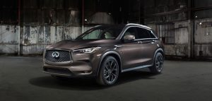 2019 Infiniti QX50 Gets Fancy Variable Compression Engine