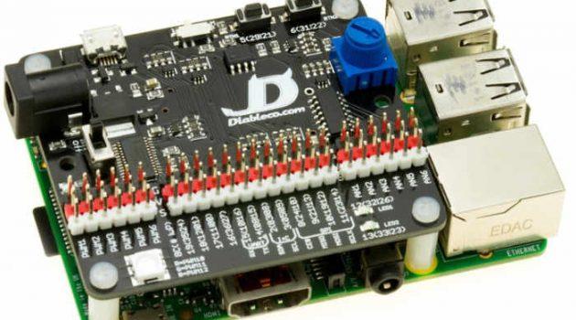 raspiPRENDE Raspberry Pi Electronics Add-on Board