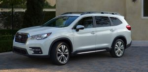 2019 Subaru Ascent Holds 7 or 8 Passengers