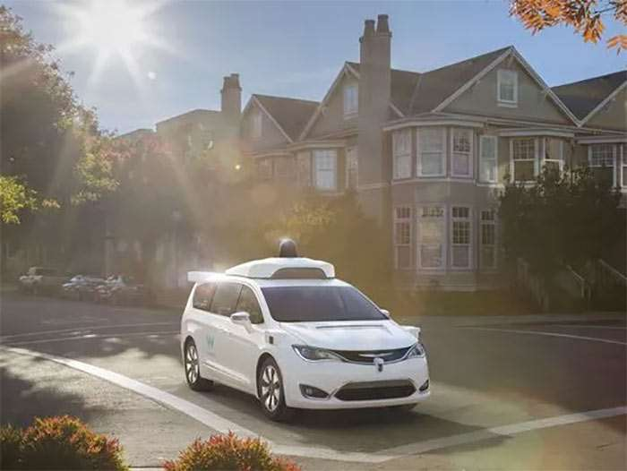 Waymo's self-driving cars rack up 4 million miles on public roads