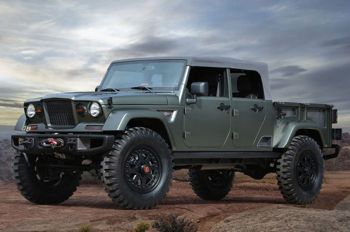 Jeep Fans Are Waiting In Anion For The All New Wrangler To Go On Part Of Comes That A Truck Is Expected