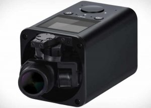 3-Axis Self Stabilising 4K Action Camera