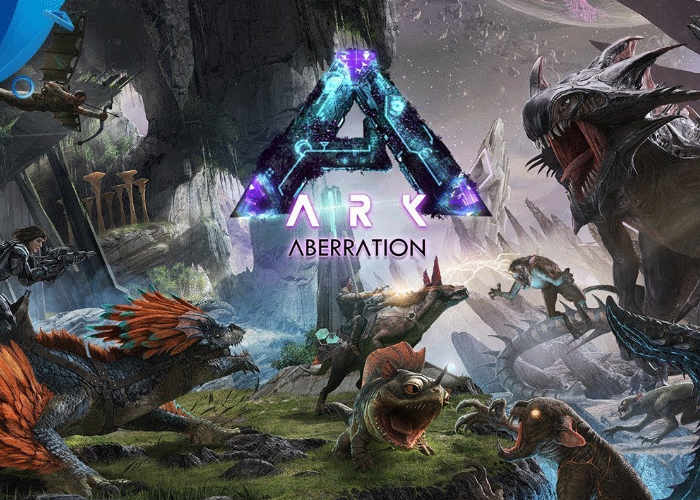 ARK: Survival Evolved Aberration Expansion Pack