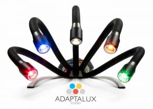 Adaptalux Studio EFX Lighting Arms Offer 3 New Lighting Effects