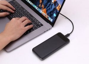 Apollo Ultra Fast Charging USB-C Battery Pack With Graphene Composite Cell