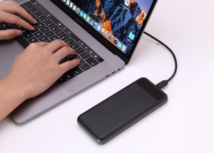 Apollo Ultra Fast Charging USB-C Battery Pack With Graphene