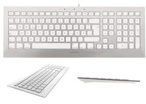 Cherry Strait 3.0 White Keyboard For Mac Launches For €40