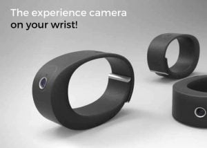 Cleep Wearable Camera Lets You Take Photos From Your Wrist