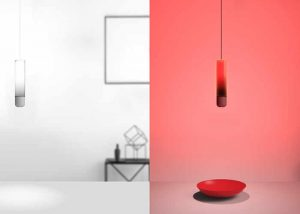 Color Swing Smart Light Matches The Ambient Colours In Your Room