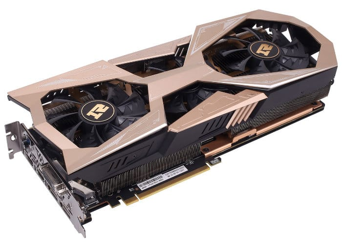 Colorful iGame GeForce GTX 1080 Ti RNG Edition Graphics Card