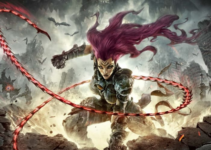 Darksiders 3 Gameplay Teased