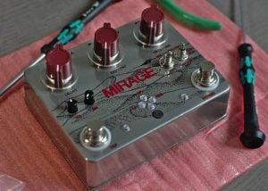 RedShift Effects Mirage Delay Pedal Hits Kickstarter