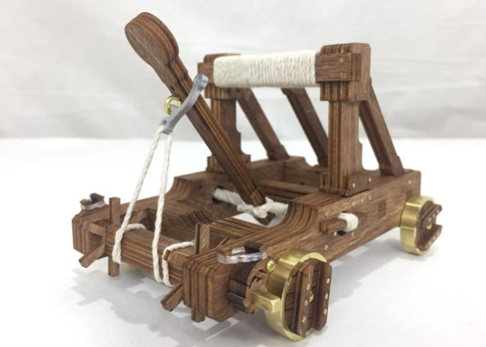 Desktop Catapult Kits