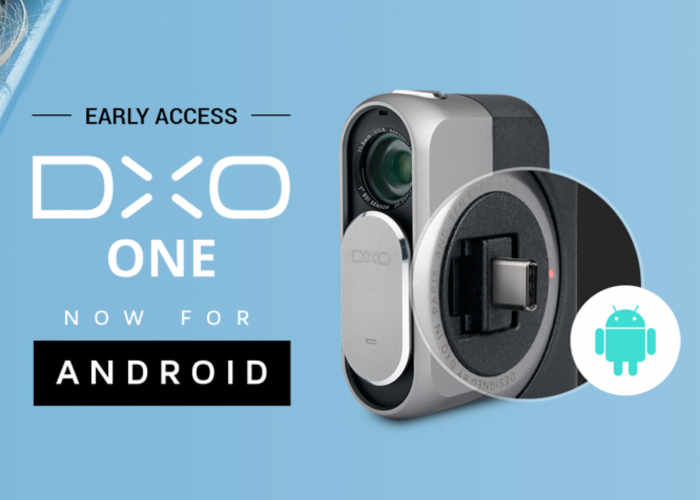 DxO ONE camera now available for Android in $499