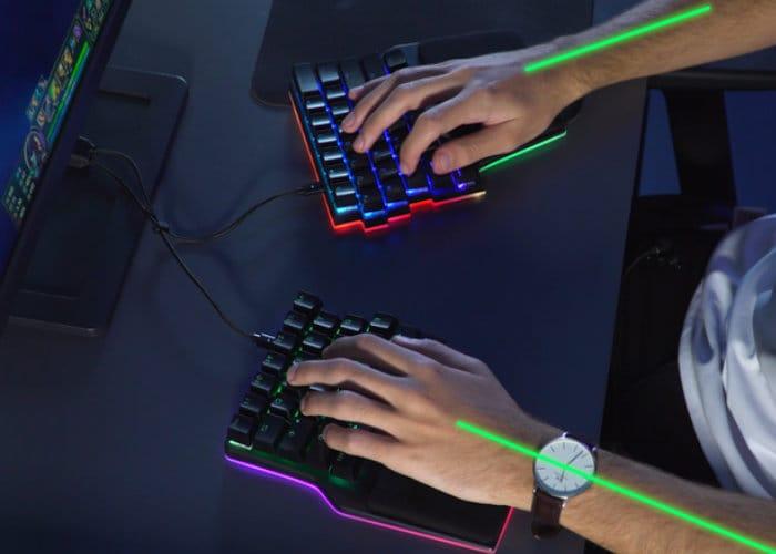 Dygma Raise Split Gaming Keyboard